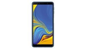 Samsung Galaxy A7 (2018) mit Triple-Kamera