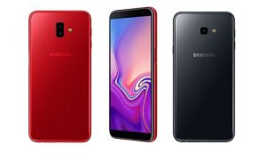 Samsung Galaxy J4+ und Galaxy J6+