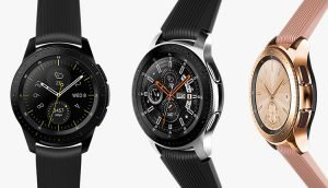 Samsung Galaxy Watch mit Exynos 9119