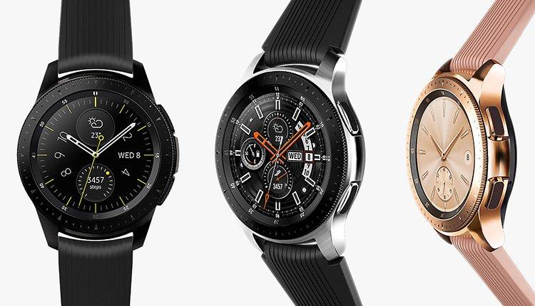 Samsung Galaxy Watch mit Exynos 9119