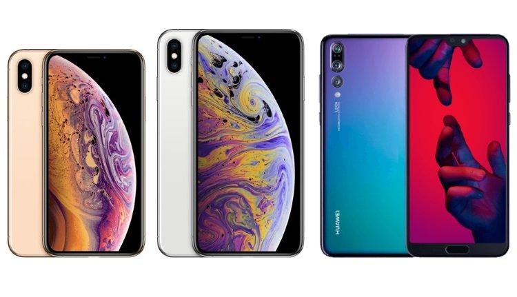 Vergleich: iPhone Xs (Max) und Huawei P20 Pro