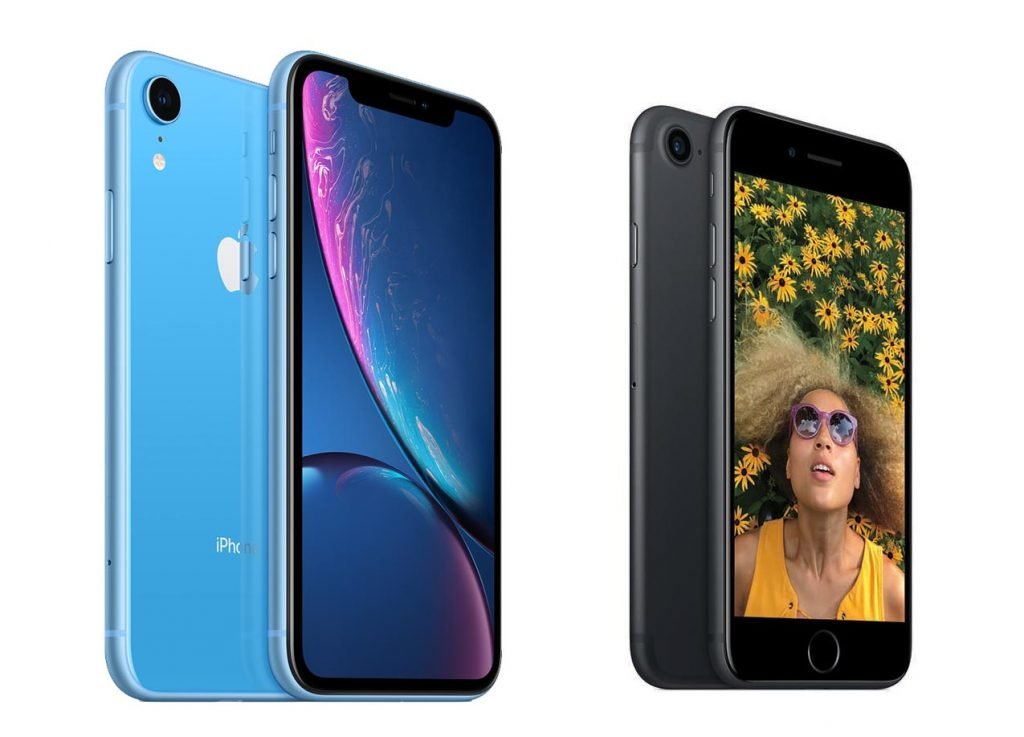 iphone xr vs iphone 8 vs iphone 7 lohnt sich ein upgrade. Black Bedroom Furniture Sets. Home Design Ideas