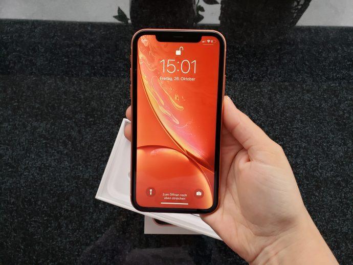 Das iPhone Xr im Hands-On: Wie schlägt sich das neue kunterbunte LCD-iPhone im ersten Eindruck?