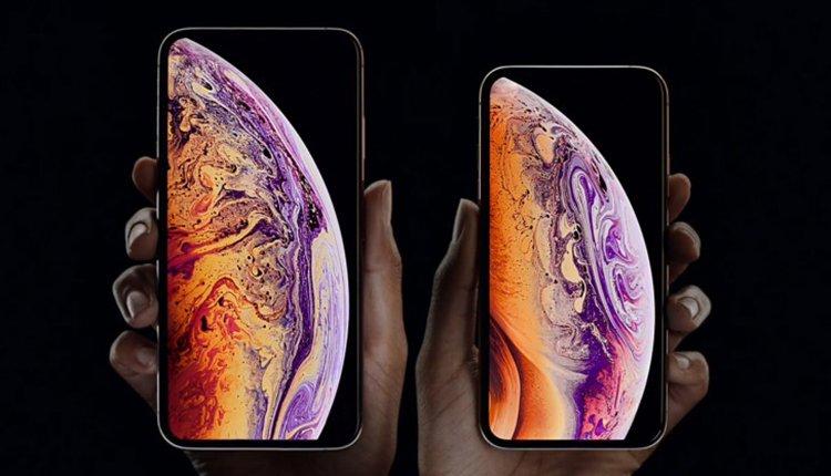 iPhone Xs Max: Hohe Nachfrage im Vergleich zum kleinen Bruder