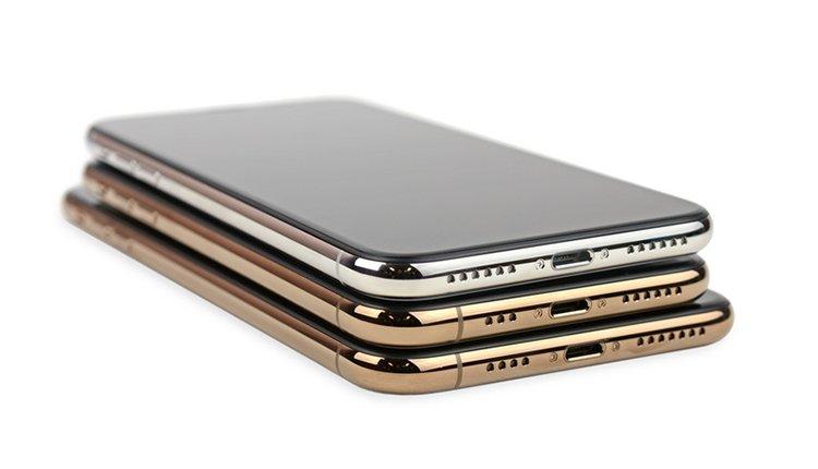 iPhone Xs und Xs Max im Teardown