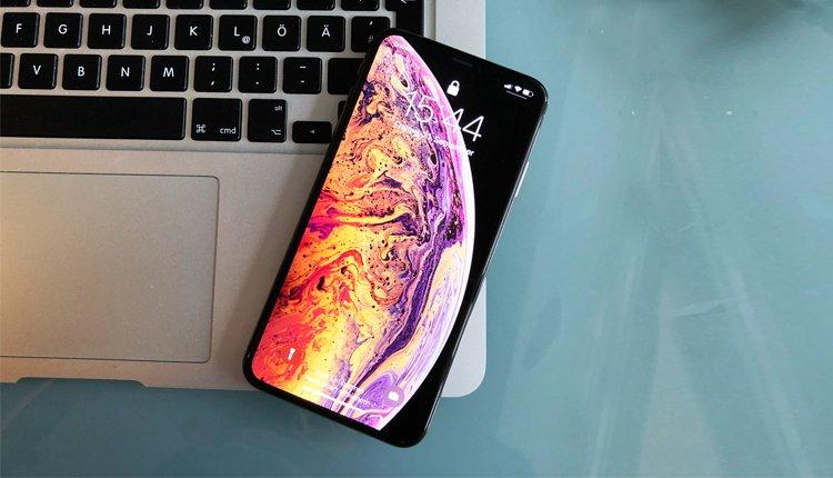 Das iPhone Xs Max im Hands-On
