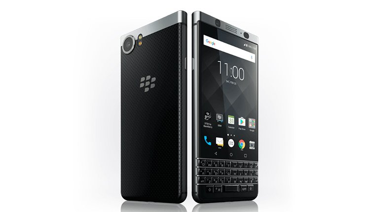 Blackberry KeyOne erhält Android 8.1