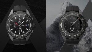 LG Watch W7 Hybrid-Smartwatch