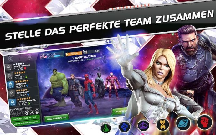 Spider-Man Mobile - Sturm der Superhelden