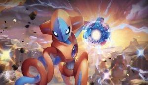 Pokémon GO Deoxys Leak