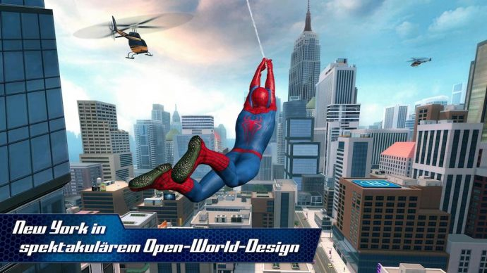 Spider-Man Mobile Game