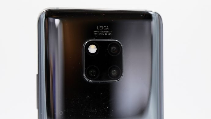 Huawei Mate 20 Pro Kamera-Einheit
