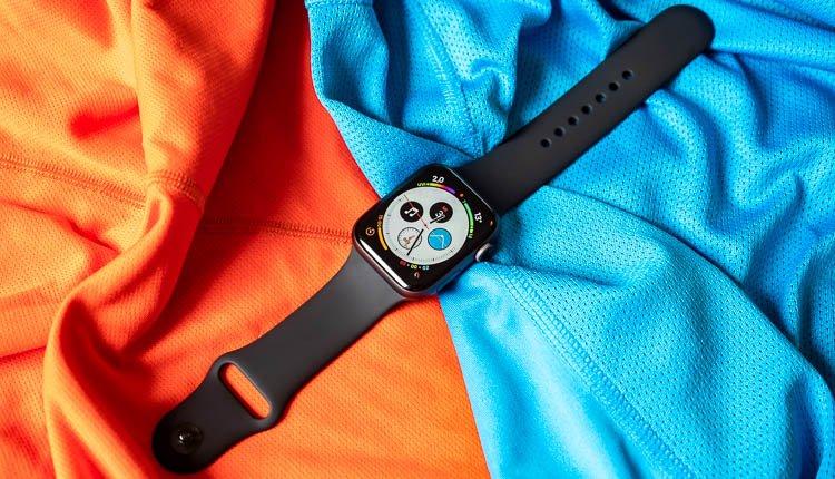 Apple Watch 4 Test