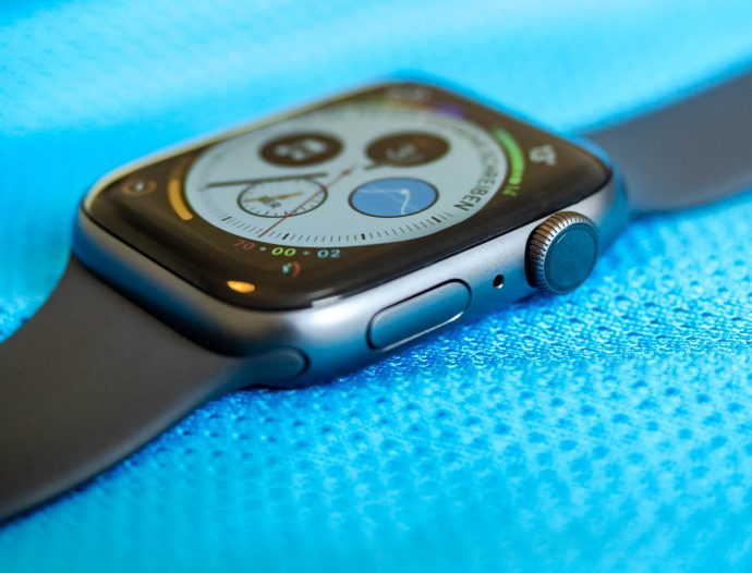 Apple Watch 4 Mikrofon