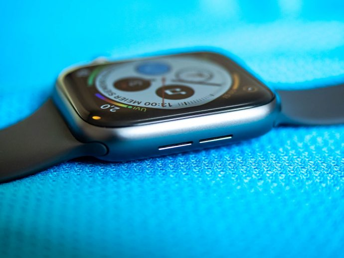 Apple Watch 4 Lautsprecher