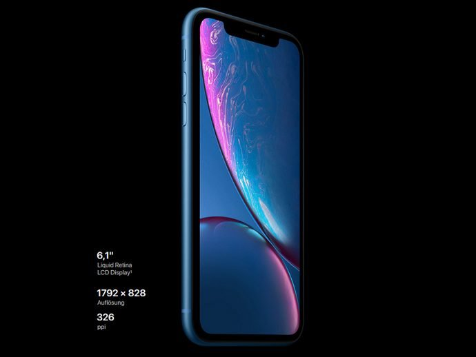 Apple iPhone Xr Screen