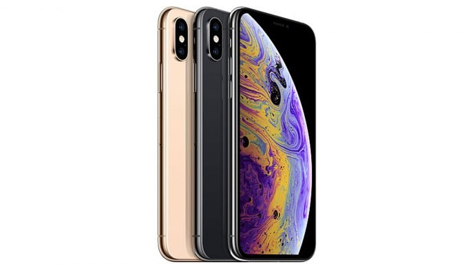 Apple iPhone Xs (Max) Farben