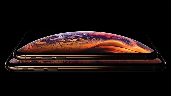 Apple iPhone Xs (Max) Display