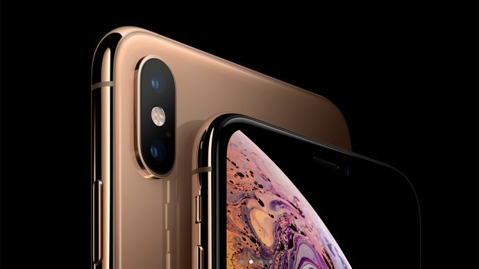 Apple iPhone Xs (Max) Kamera