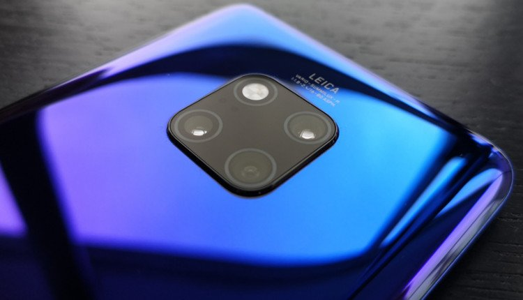 Huawei Mate 20 Pro in Twilight - Kamera