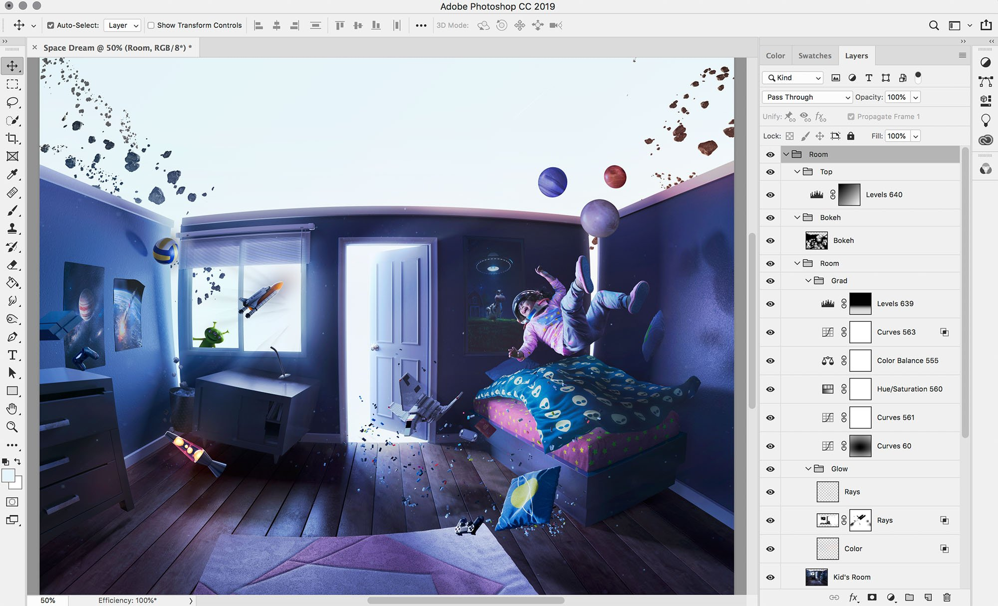 "Das ""echte"" Photoshop CC kommt 2019 aufs iPad | handy de"