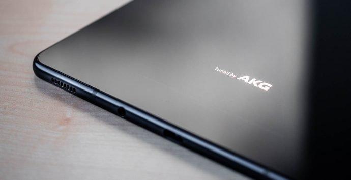 Samsung Galaxy Tab S4 Lautsprecher AKG