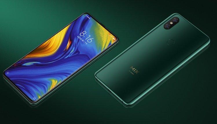 Xiaomi Mi Mix 3 ist offiziell
