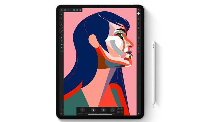 iPad Pro 2018 mit Apple Pencil 2