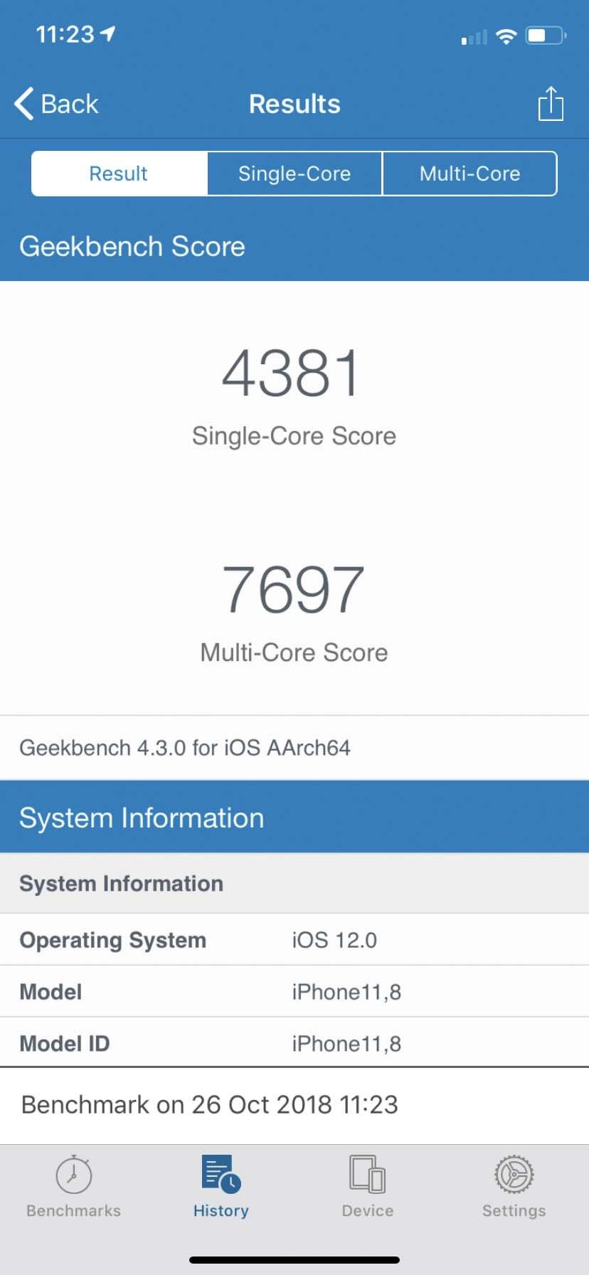 Das iPhone Xr im Test