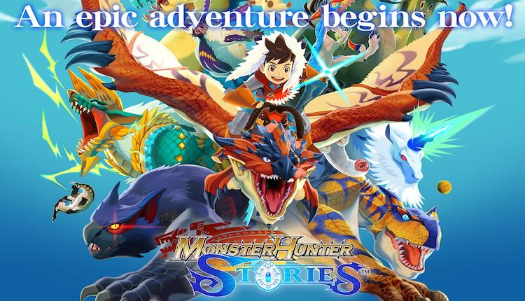 Monster Hunter Stories Phones