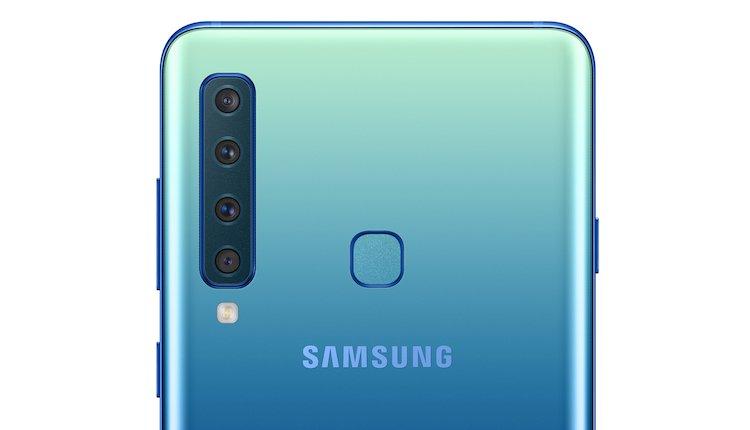 Samsung Galaxy A9 Titelbild