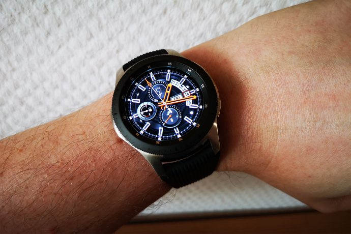 Samsung Galaxy Watch Unboxing