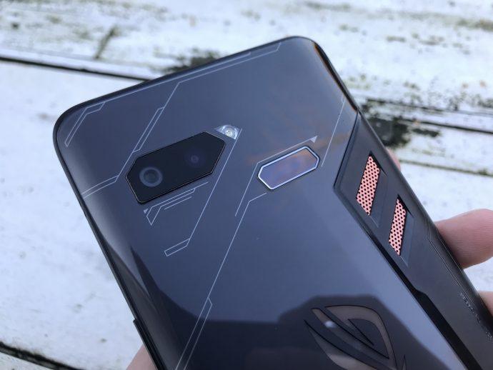 Asus ROG Phone Rückseite