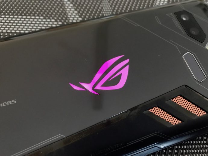 Asus ROG Phone im ROG X Mode