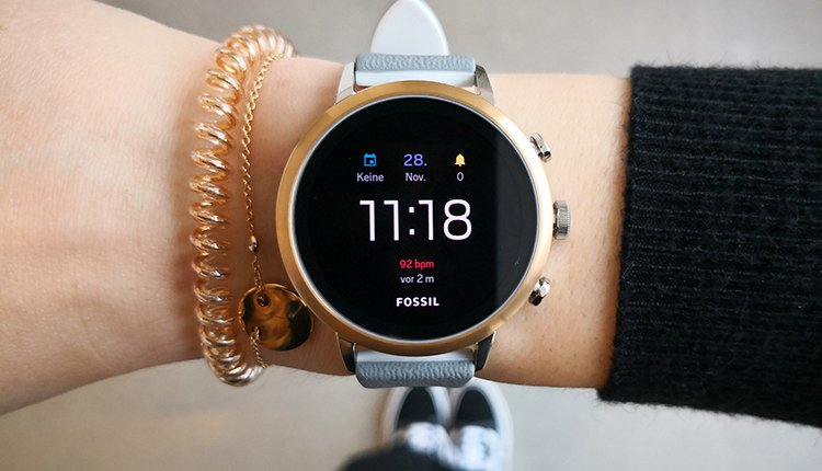 Die Fossil Q Venture HR 4. Generation im Hands-On