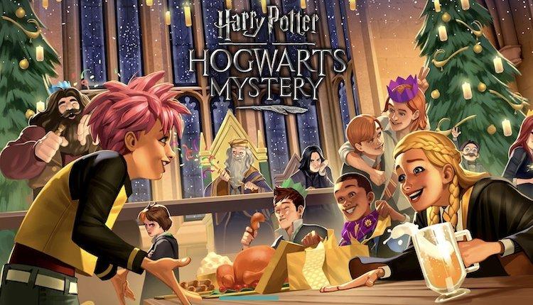 Harry Potter: Hogwarts Mystery erhält Weihnachts-Event-Update