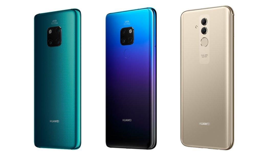 Huawei Mate 20-Serie