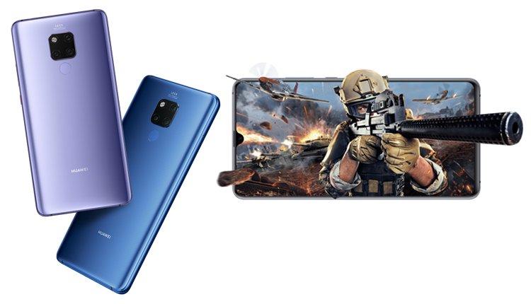 Huawei Mate 20 X: Das Gaming-Smartphone kommt nach Deutschland