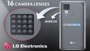LG-Patent zeigt Hexadezimal-Kamera