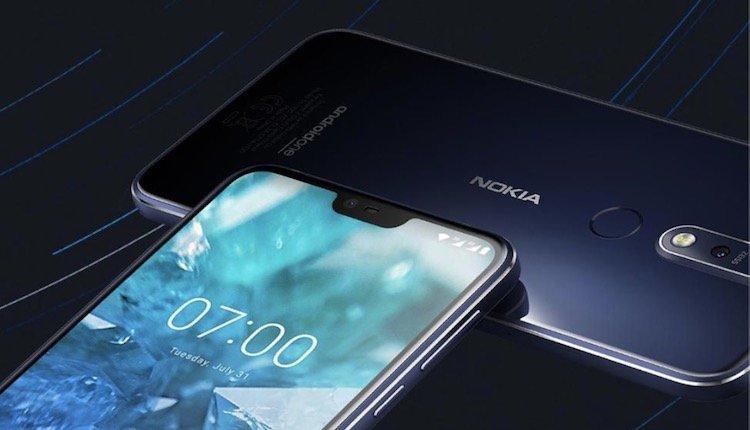 Das Nokia 7.1 von HMD Global