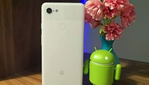 Google testet Android Q auf dem Pixel 3 XL