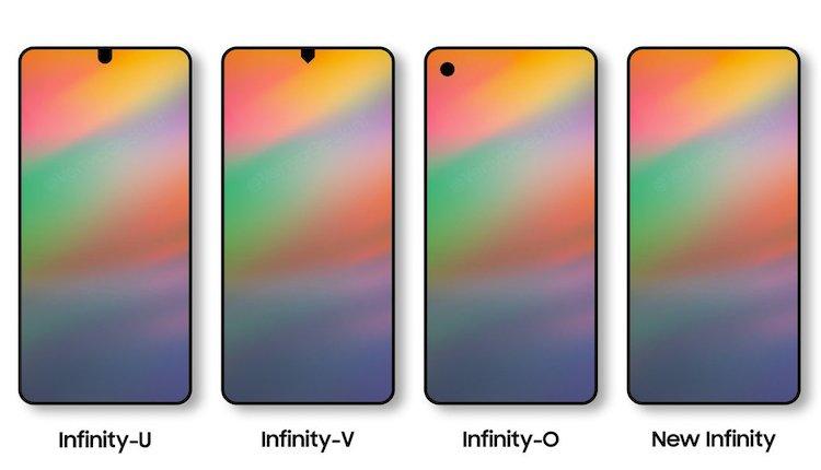 Die Infinity Display Serie für das Galaxy A90 und Galaxy A70