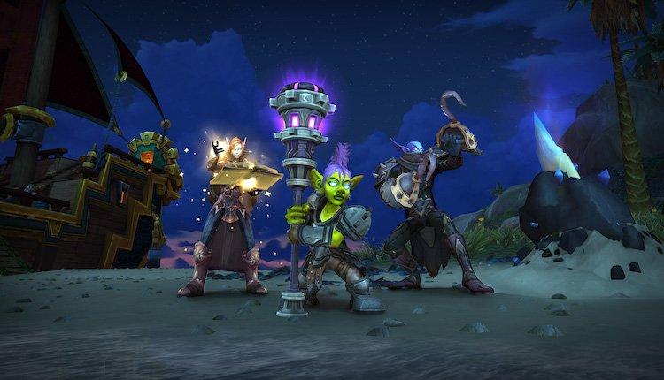 Kommt ein Warcraft GO für Smartphones?