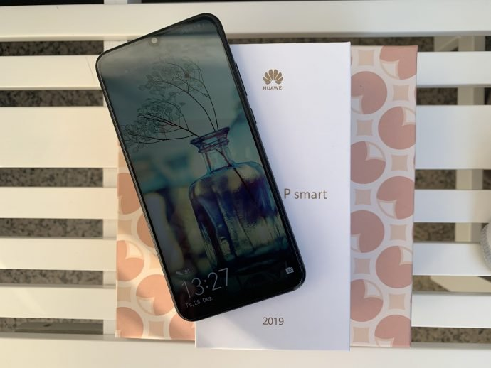 Huawei P Smart 2019 im Hands-On
