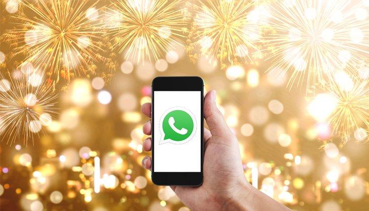 Netzüberlastung an Silvester: Neujahrsgrüße erfolgreich versenden per WhatsApp oder SMS