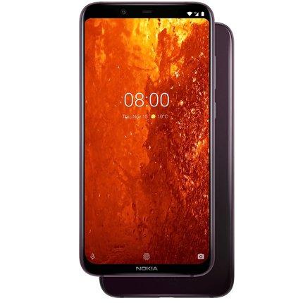 Das Nokia 8.1 in der Farbe Copper