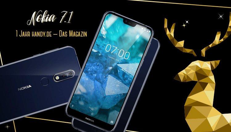 Nokia 7.1 Gewinnspiel