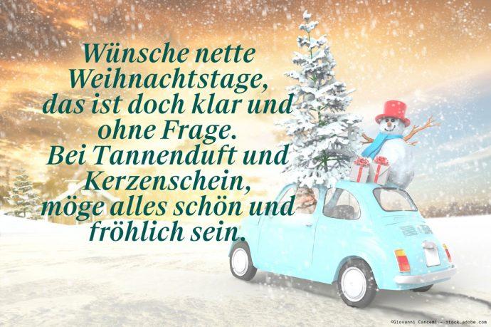 Weihnachtsgrüße Für Whatsapp Die Schönsten Sprüche Und Gifs