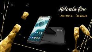 handy.de Gewinnspiel: Motorola One