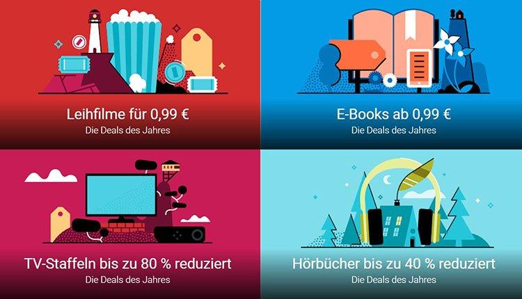 Die Deals des Jahres im Google Play Store